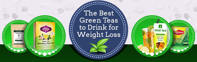 The Best Green Teas to Drink for Weight Loss