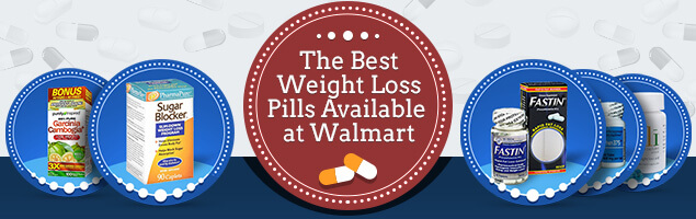 The Best Weight Loss Pills Available at Walmart