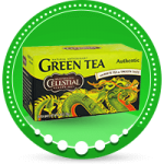 Celetial Seasonings Green Tea